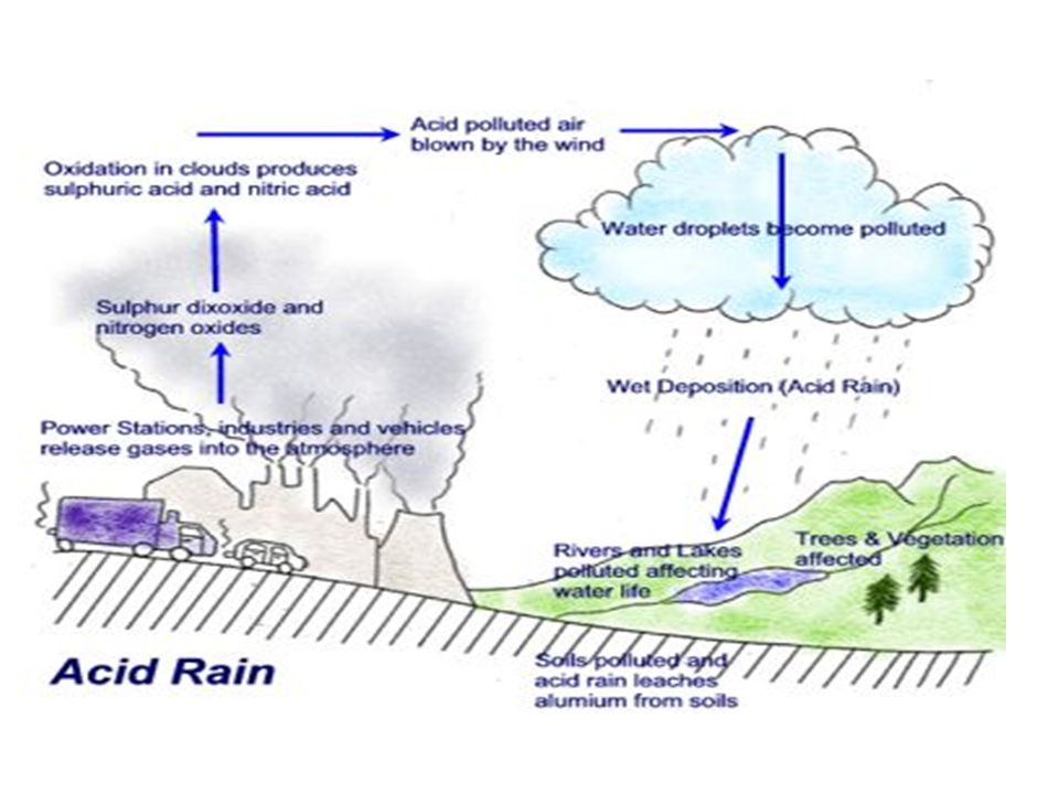 an introduction to and a problem with acid rain Essay on acid rain: definition, causes, adverse effects and control the term 'acid rain' was first used by robert a smith in 1872 from his studies of air in manchester, england the widespread occurrence of acid rain was recognized only in 1980 acid rain is a rain or any other form of.