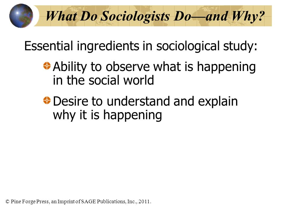what do sociologists do The local sociologist refers to a person who studies the societythat is they are part of they are able to analyze the humaninteractions in the society they live in share to:.