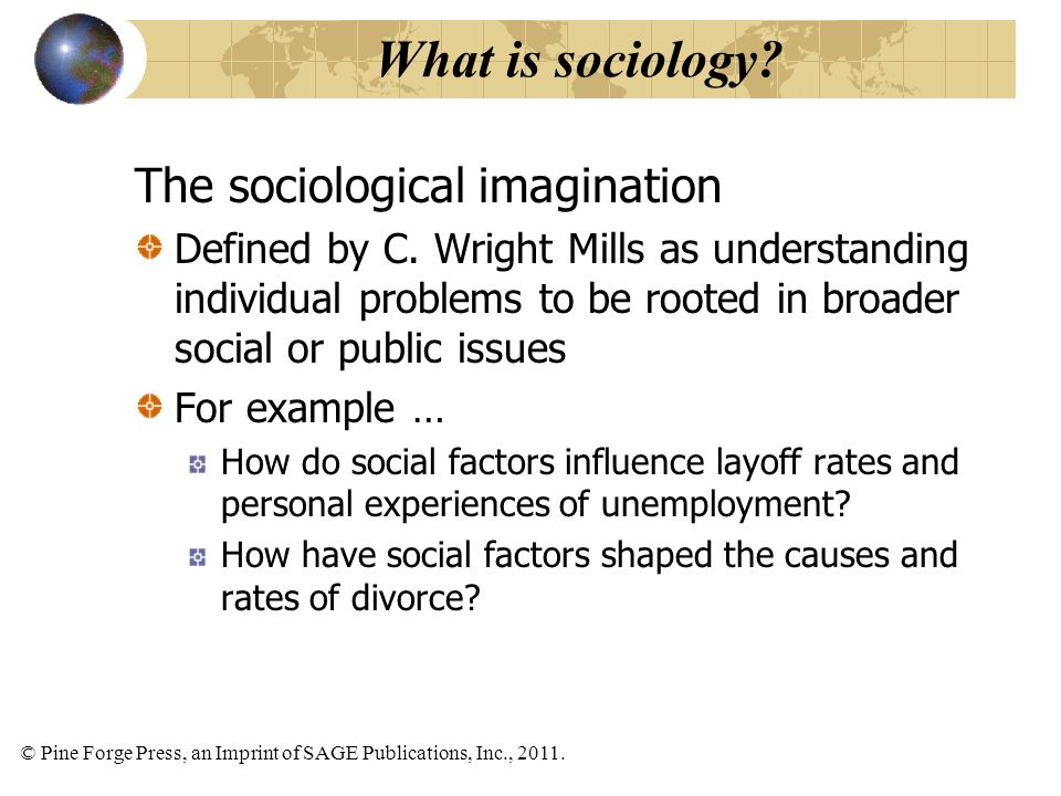 what is distinctive about sociological ways Sociology, the course will also help to familiarize you with the ways in which   what's distinctive about this author's approach to the sociological study of religion .