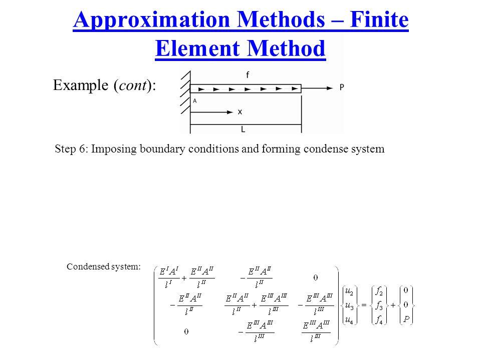 Mech593 finite element methods ppt download for Finite element methode