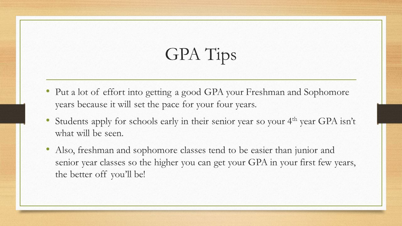 Gpa Grade Point Average Ppt Download How To Calculate