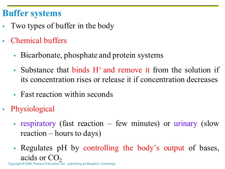 chemistry buffers: bicarbonate buffers essay Blood, sweat, and buffers: ph regulation during exercise  department of chemistry, washington university  the carbonic-acid-bicarbonate buffer in the blood.