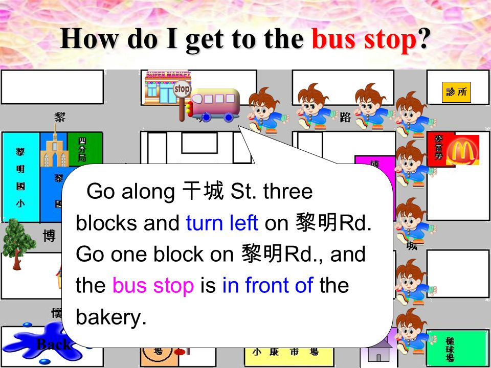 how to get to square one by go bus