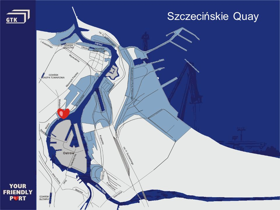 Szczecińskie Quay