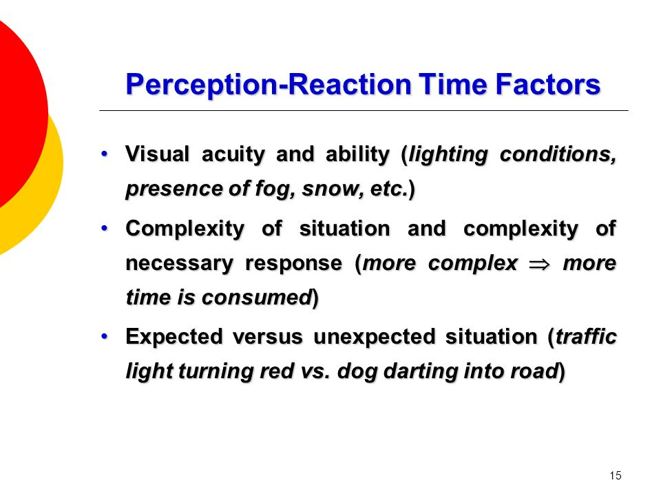 reaction time of visual response 28012017 1 percept mot skills 1978 oct47(2):503-6 human eye color and reaction time tedford wh jr, hill wr, hensley l response latencies to a visual.