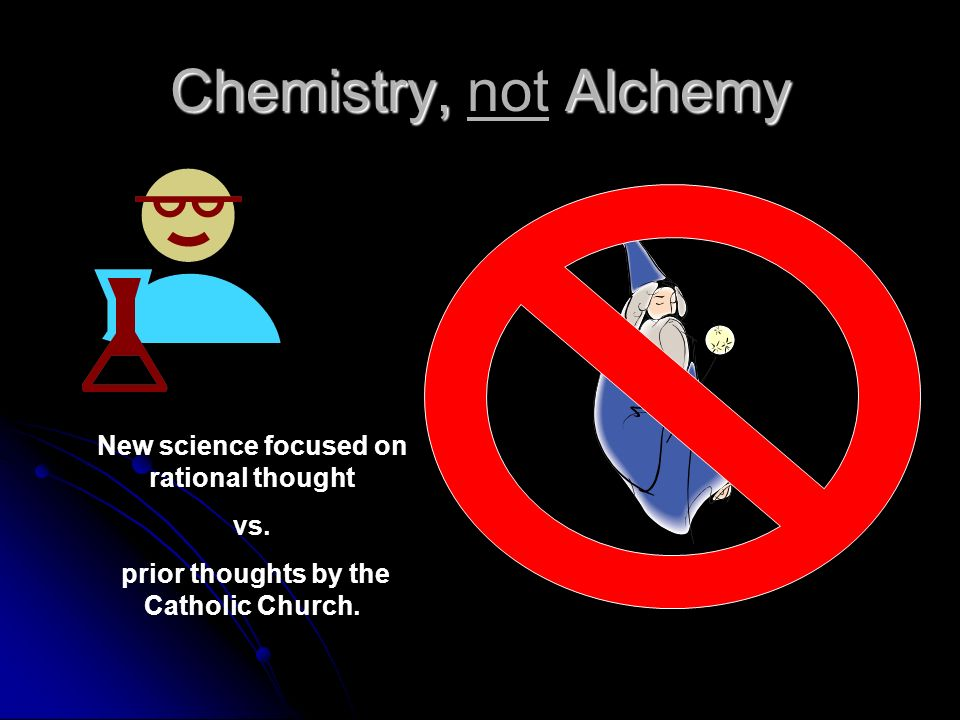 alchemy vs chemistry Mastering chemistry is the teaching and learning platform that empowers you to reach every student when combined with educational content written by respected.