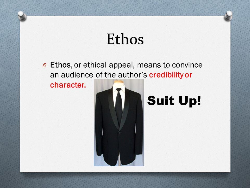 ethos pathos logos ppt