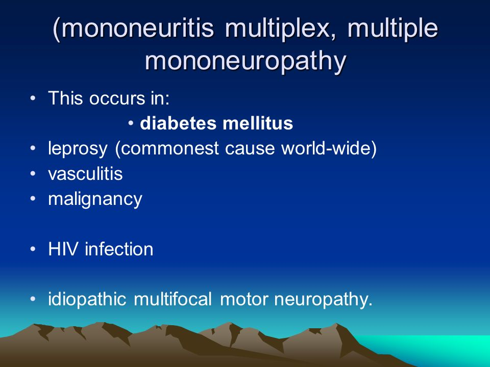 Diseases Of The Peripheral Nervous System Ppt Video