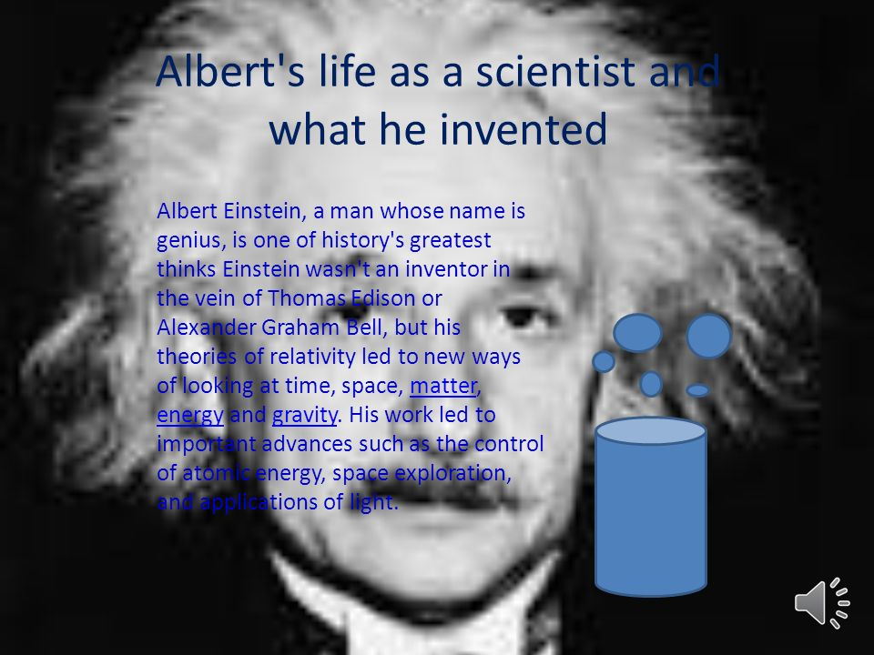 3 alberts life as a scientist albert einstein genius