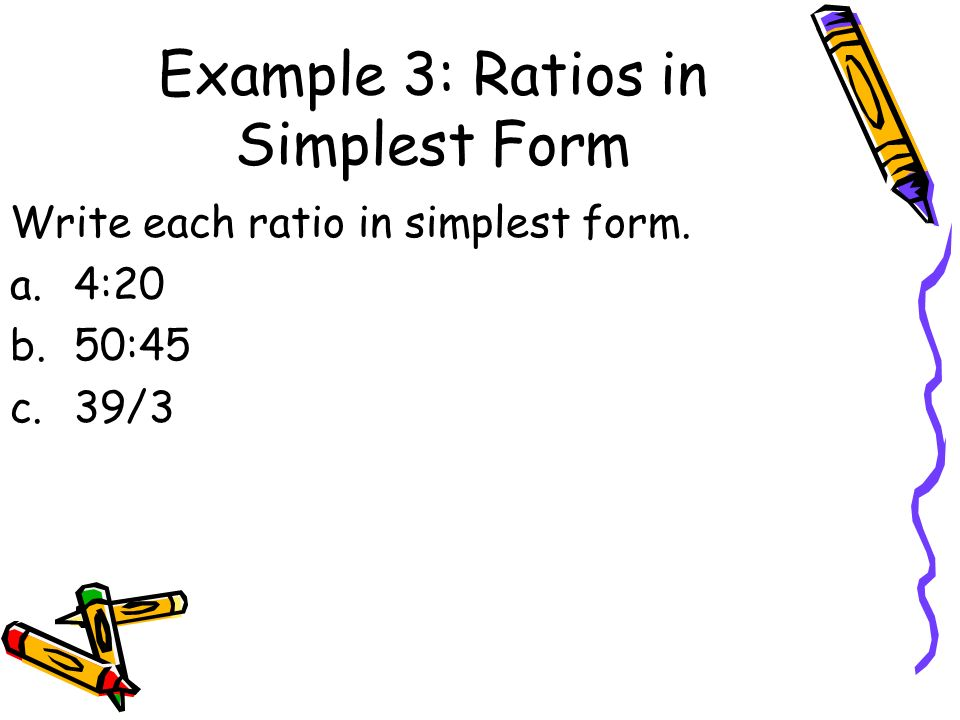 Ratios & Unit Rates ppt video online download