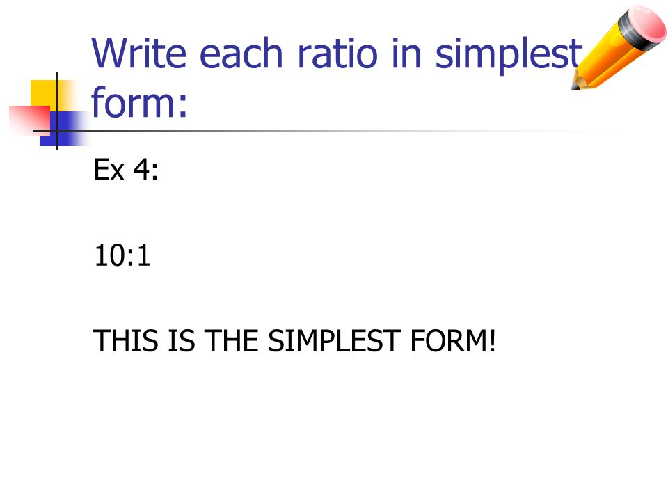 Warm up:Write each fraction in simplest form. - ppt download