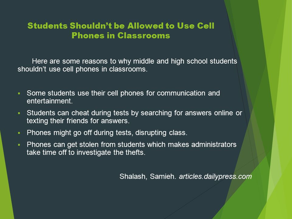 cell phones in classrooms ppt download. Black Bedroom Furniture Sets. Home Design Ideas