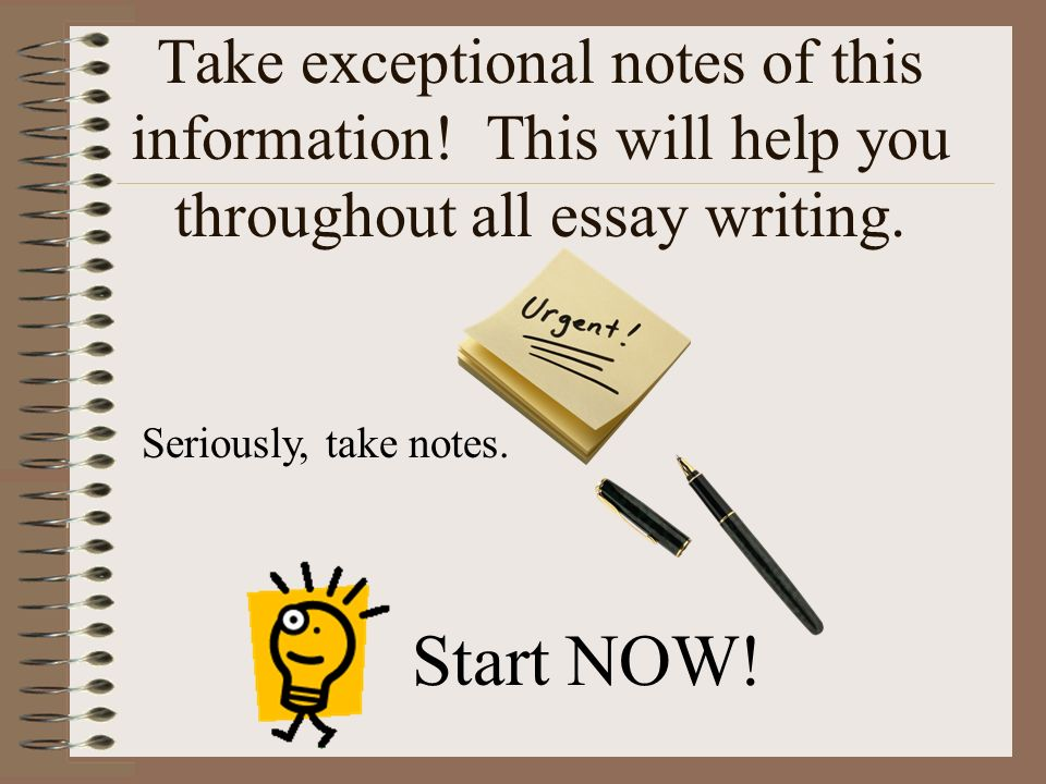 essay writing with footnotes