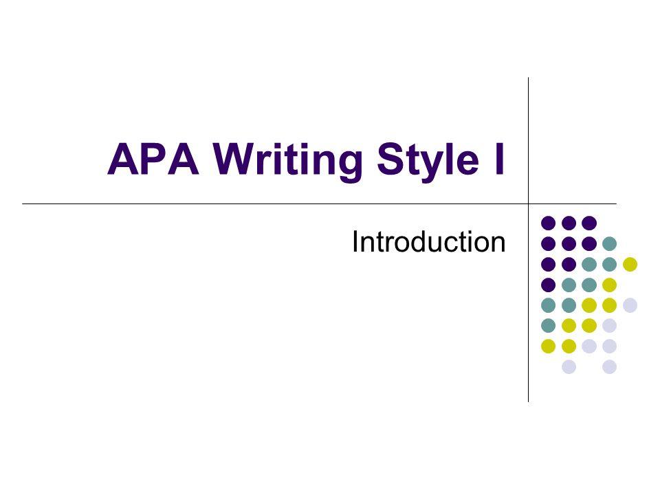 apa style software free