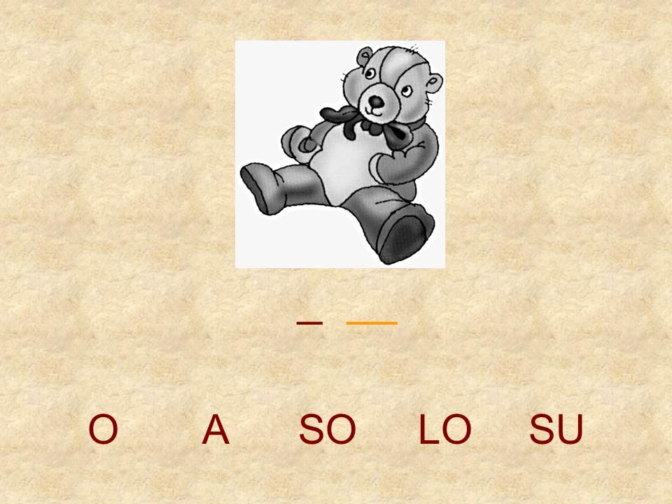 _ __ O A SO LO SU