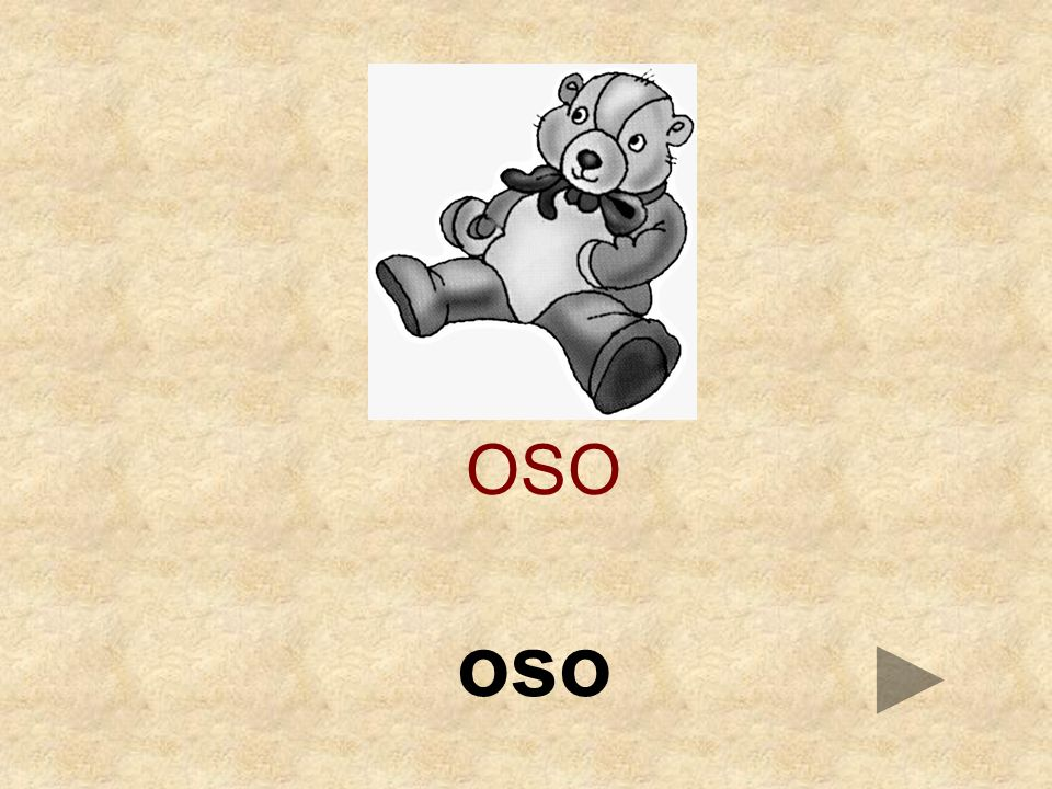 OSO oso