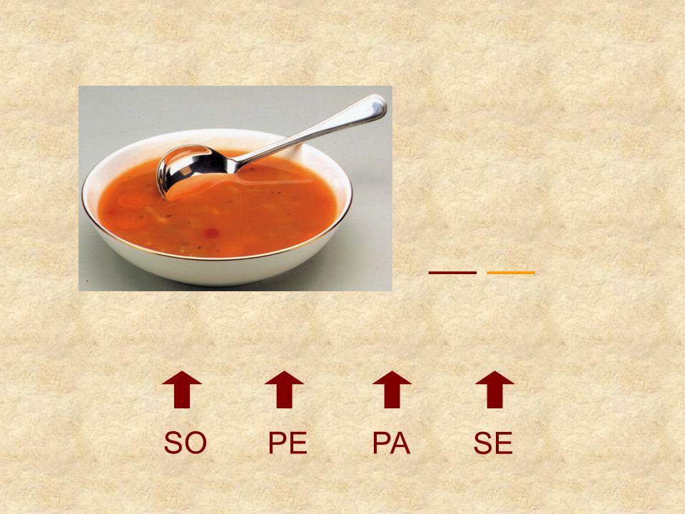 __ __ SO PE PA SE