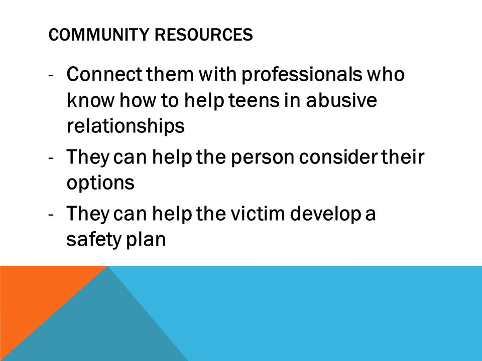 community support networks for safe dating Community networks east bay family care community partnership (ebfccp) families wh o are buried under layers of stress and daily pressure need guidance and support from caring professionals to restructure a healthy life together.