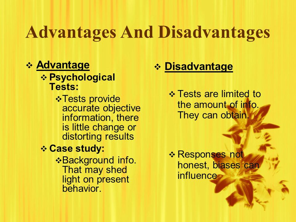 Case study research method advantages and disadvantages