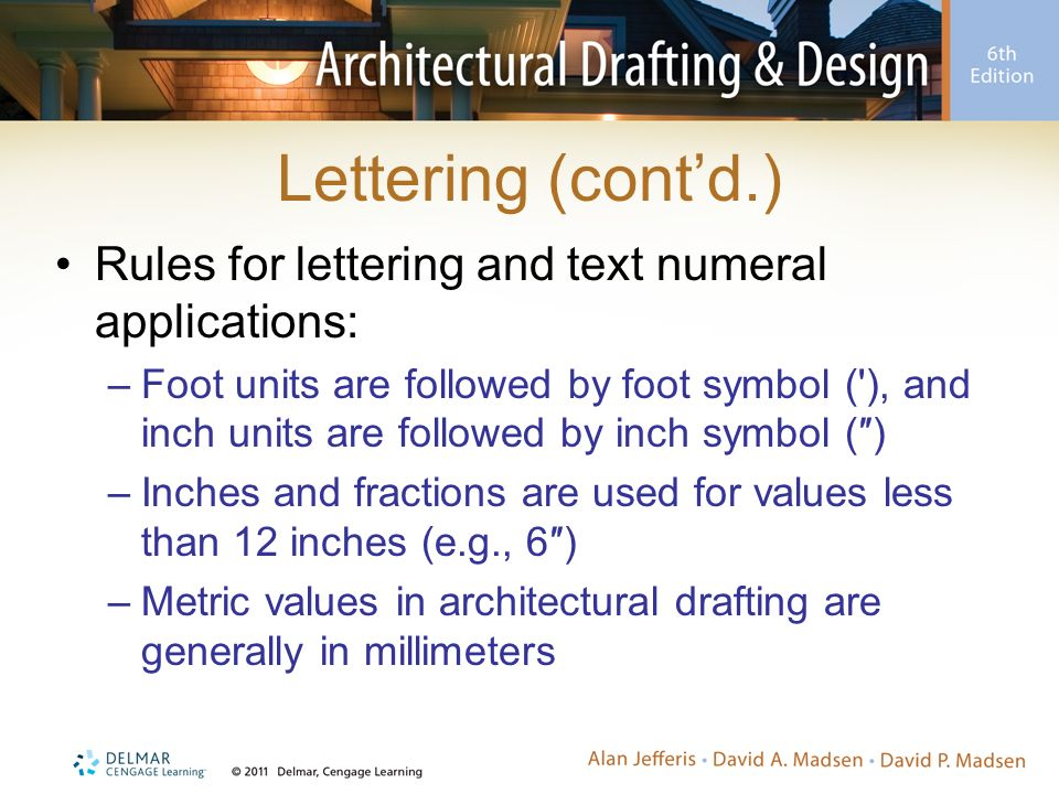 Architectural Lines And Lettering Ppt Video Online Download
