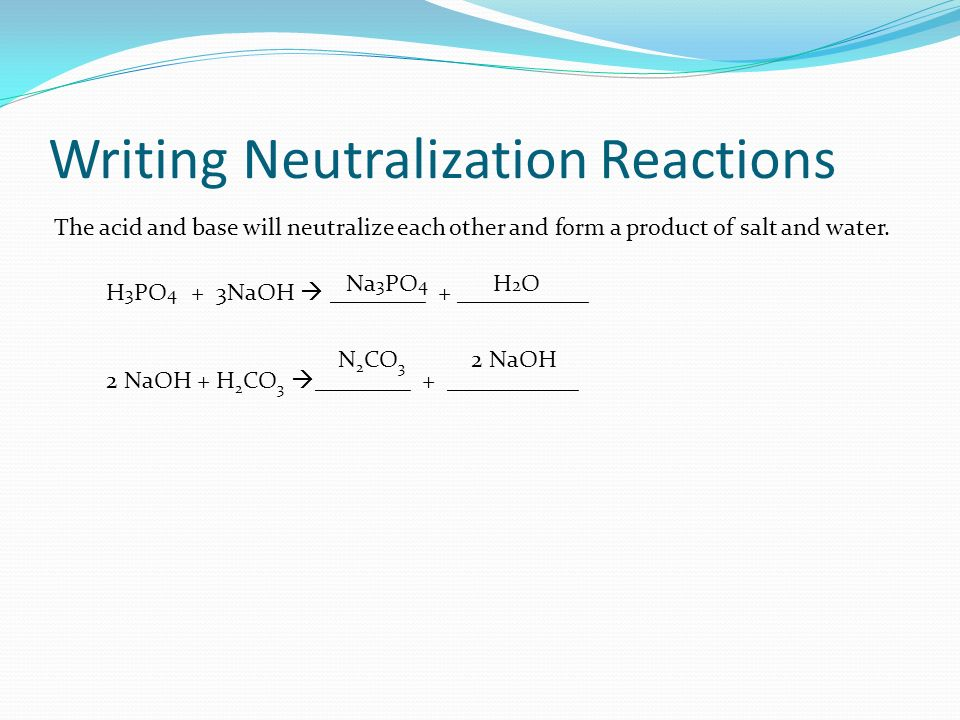 Acids and Bases Chapter 14/15 - ppt download