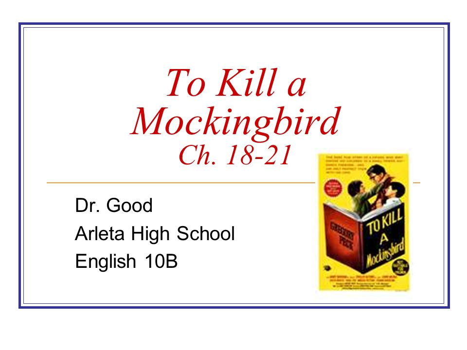 english 10 to kill a mocking Use this cliffsnotes to kill a mockingbird study guide today to ace your next test get free homework help on harper lee's to kill a mockingbird: book summary, chapter summary and analysis, quotes, essays, and character analysis courtesy of cliffsnotes.
