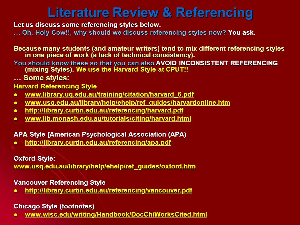 literature review 8 essay