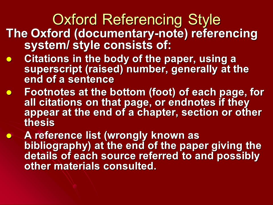 oxford reference style Oxford libguides subject guides  mendely is a freely available reference manager and academic social network with web-based, desktop and mobile versions.