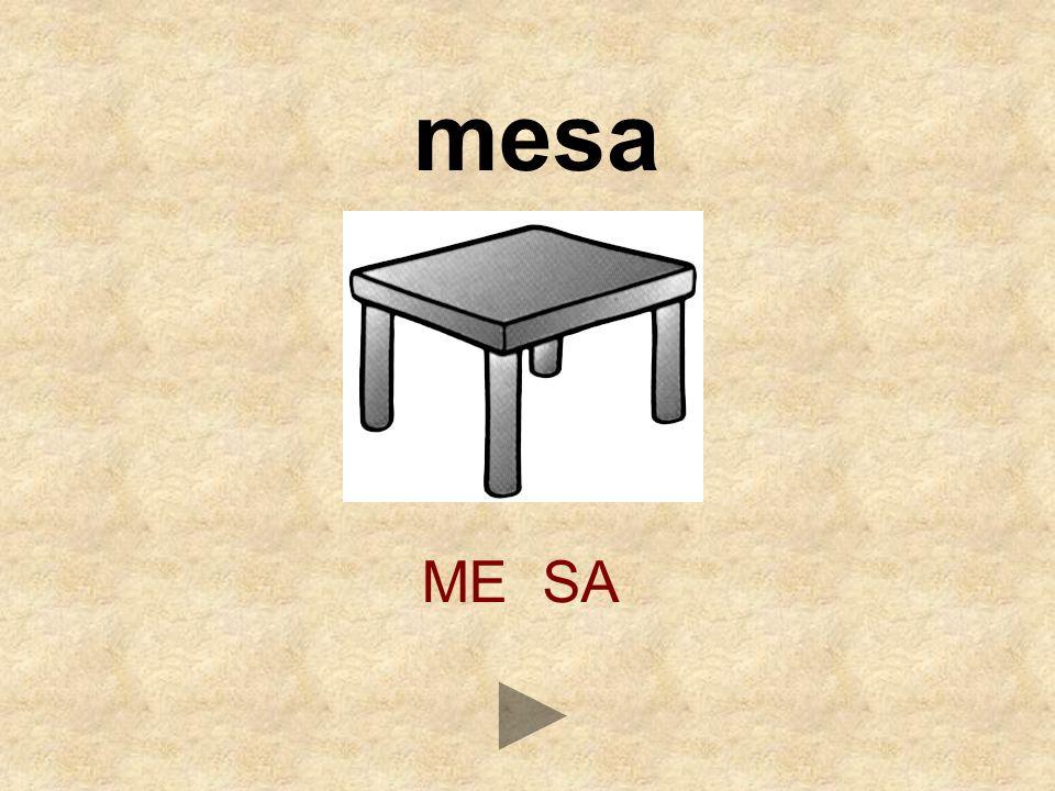 mesa ME SA