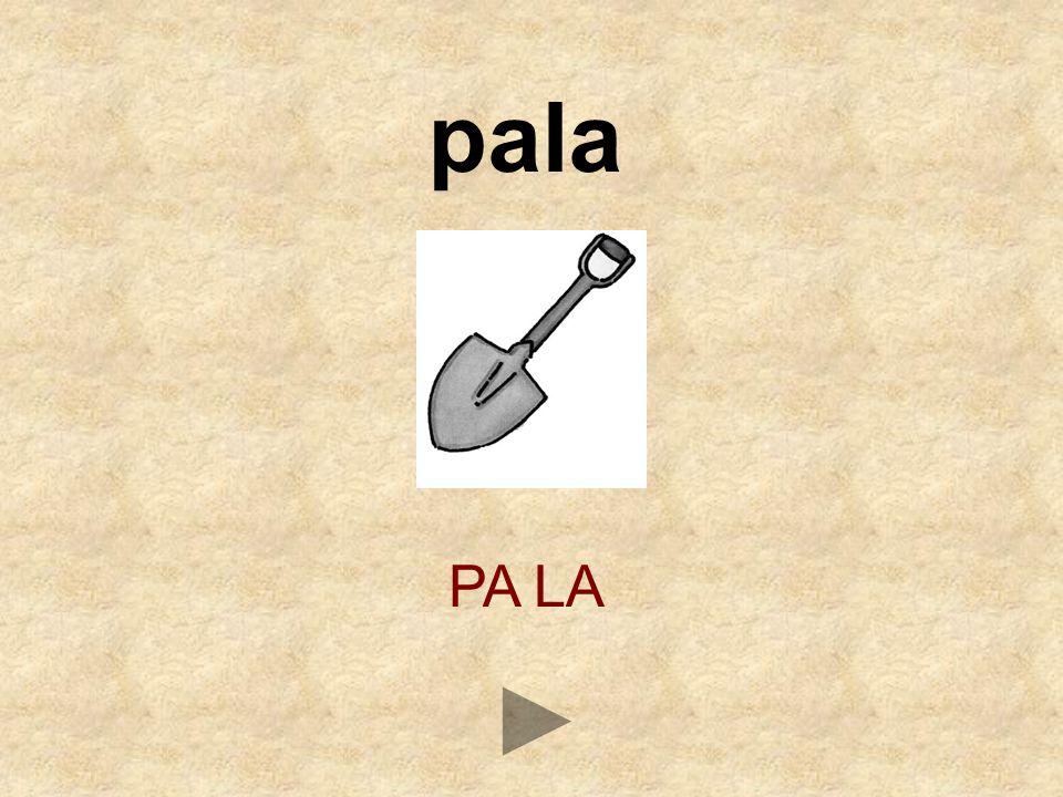 pala PA LA