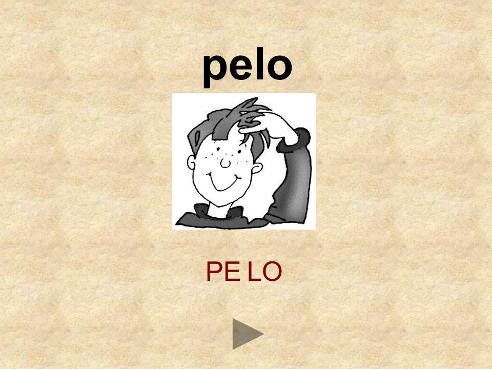 pelo PE LO