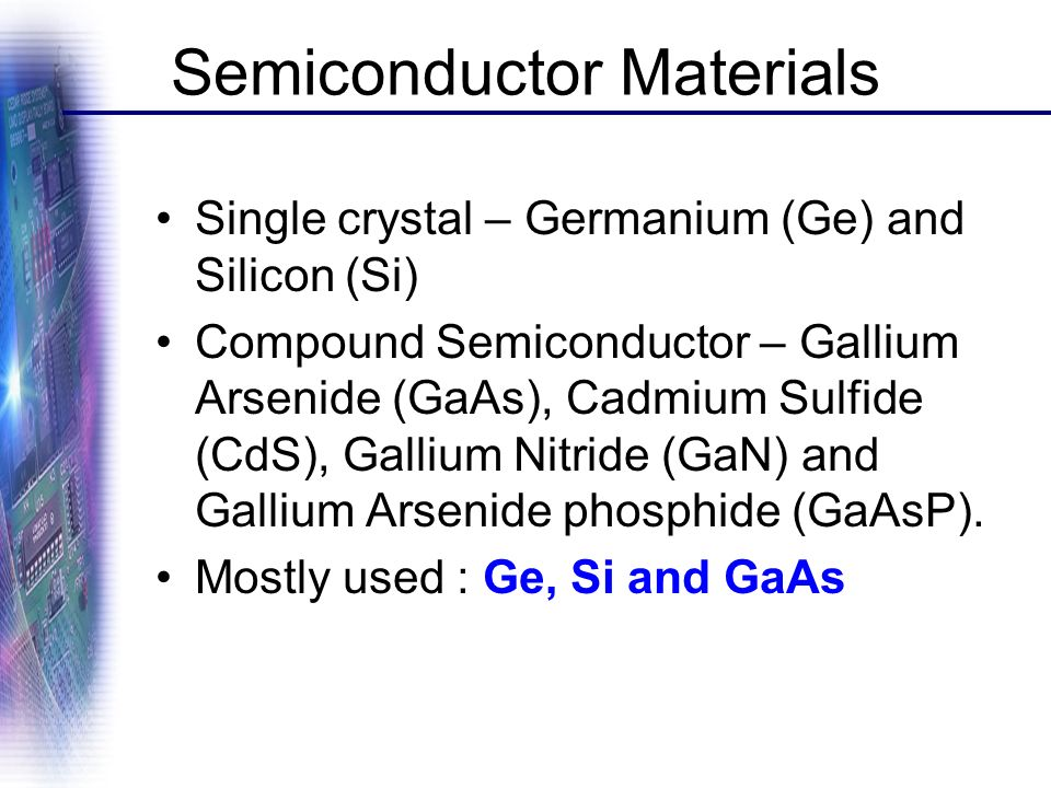 Short essay on Semiconductor and Semicon­ductor devices