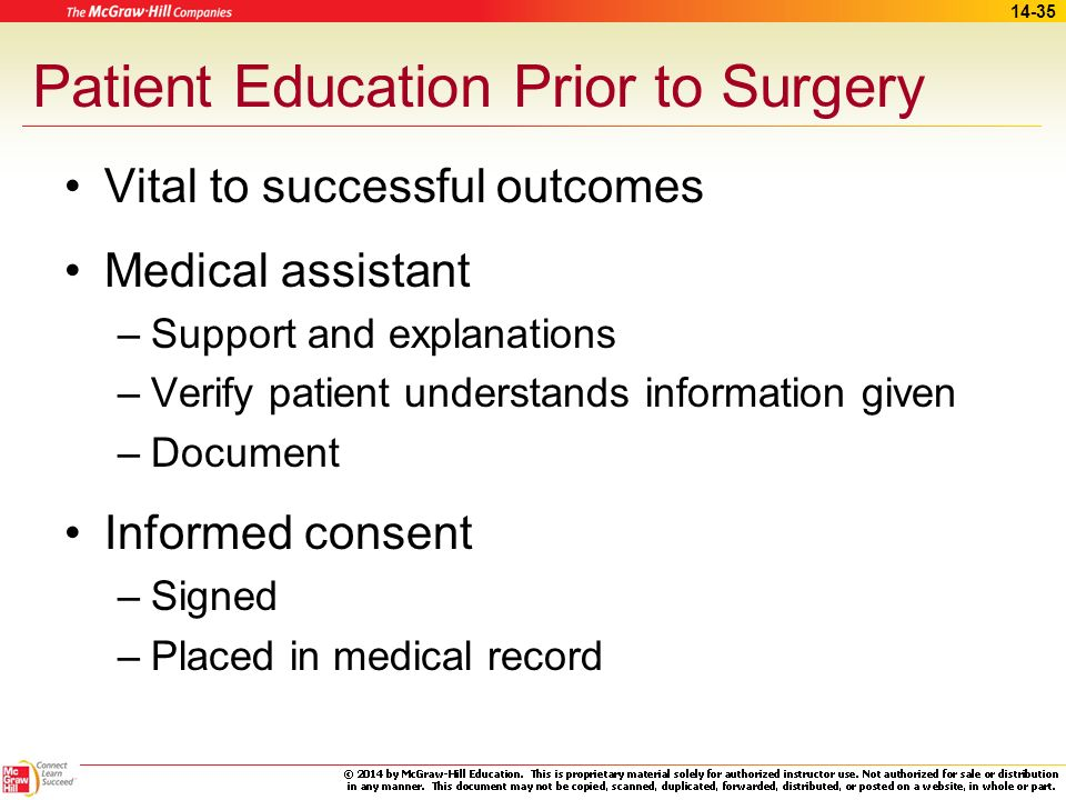 the benefits of preoperative education Impact of preoperative stoma site marking on patients' quality of life, independence, and complication rates  stoma site marking and education,4,7–9 and the relevant lit-  the purpose of this study was to evaluate how pre-operative marking of the stoma site and education by an.