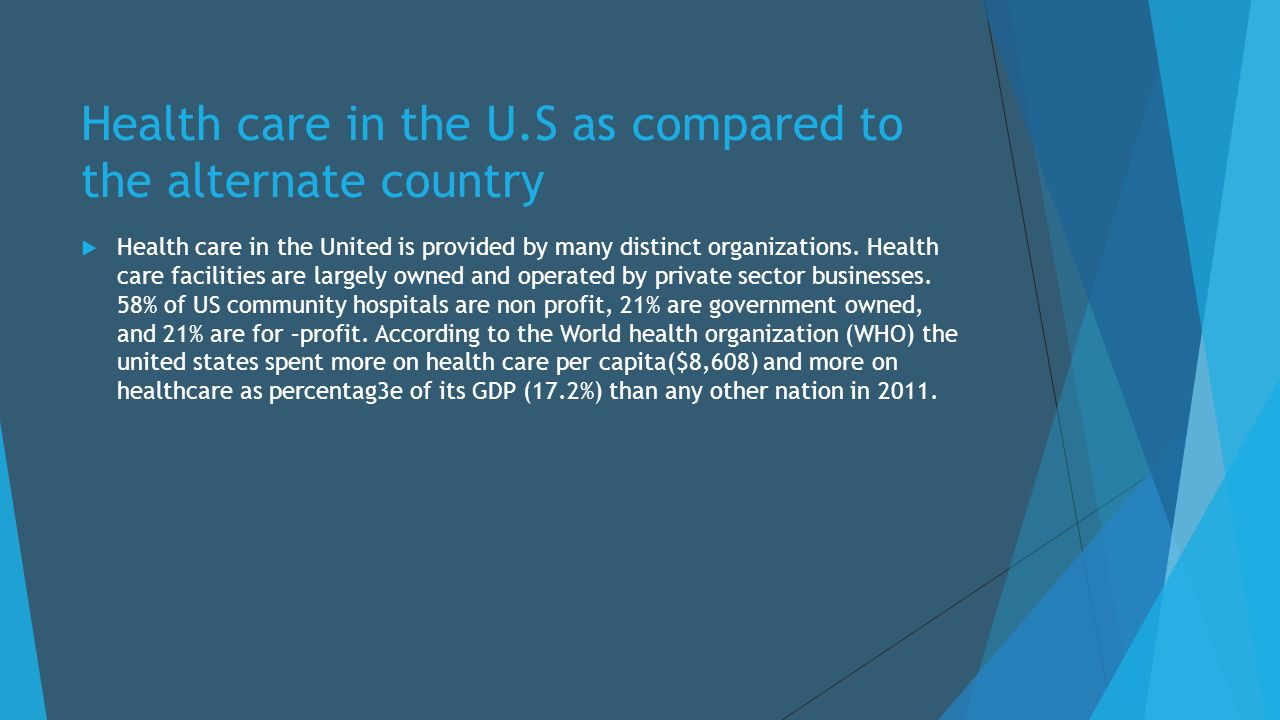 the health care industry in the united states Need to keep track of the top trends and challenges the healthcare industry is facing right now top 7 healthcare trends and challenges from our financial expert more states under medicaid and commercial payers are adding telemedicine to their reimbursement fee schedule.