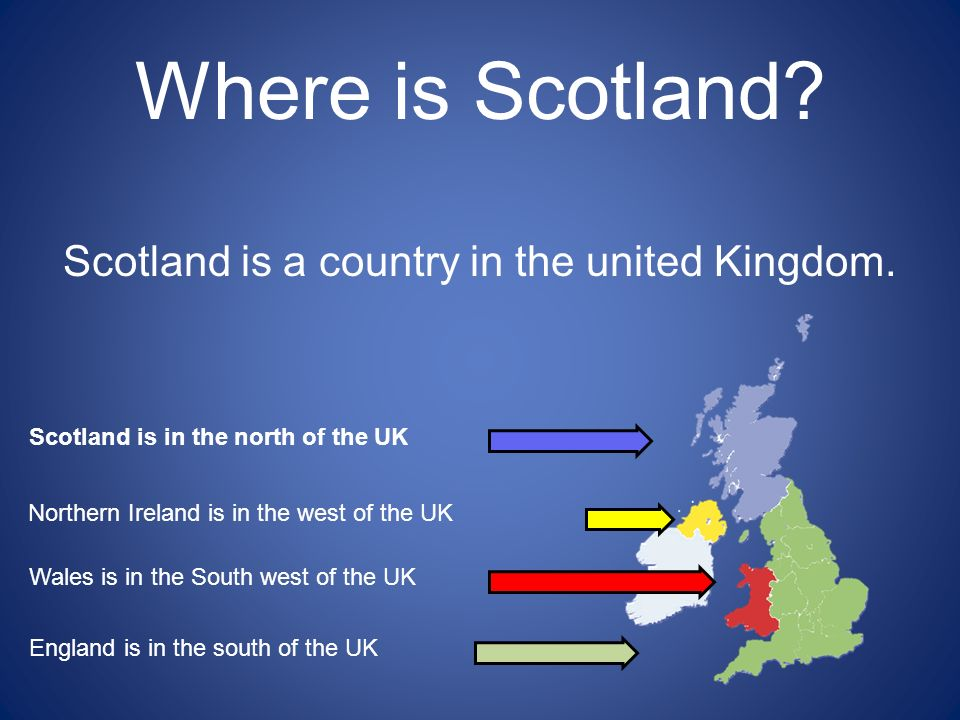 Scotland Ppt Video Online Download - Where is scotland