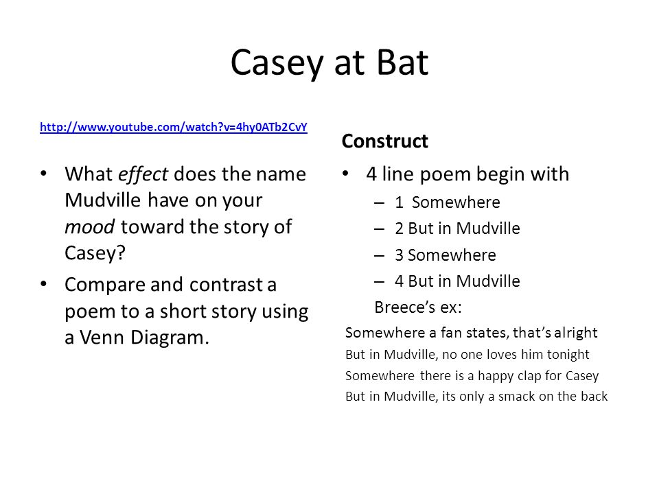 """compare and contrast short story v poem 2014-8-12 short story: """"the first day of school"""" by rv cassill 780l,  and describe flashback in a short story (grammar,  compare and contrast: two versions of a poem."""