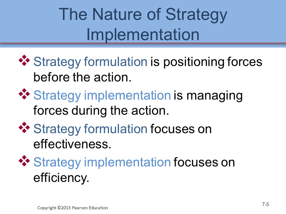a discussion on strategic implementation regarding the motivation of employees A strategic plan can bring success to your business, but not if it sits ignored on a  shelf  is serious about the plan and will help motivate employees to accomplish  their  hold regular follow-up meetings to discuss the plan's implementation.