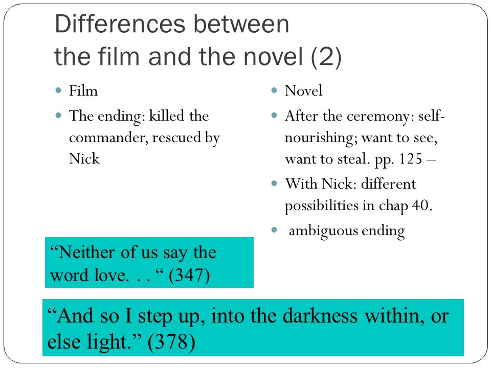 differences between book and movie hp What plot points are missing in the harry potter movies that are  in the movie than the book the fight between  hp and the chamber of secrets movie is.