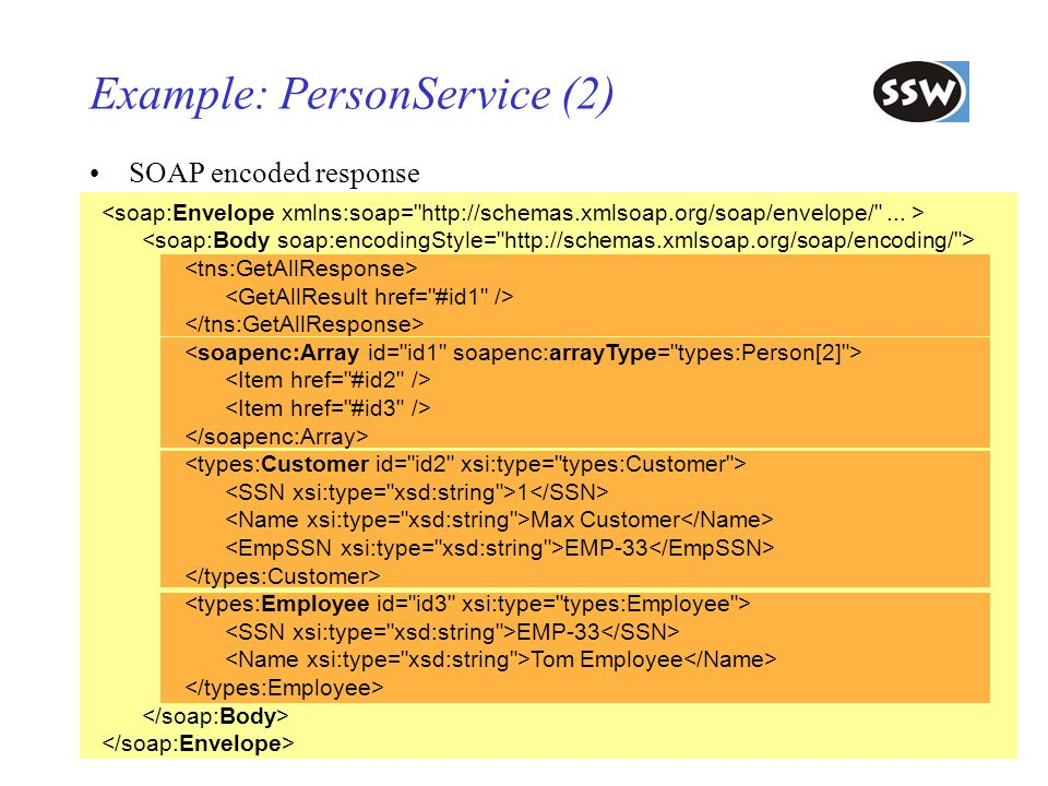 Example: PersonService (2)