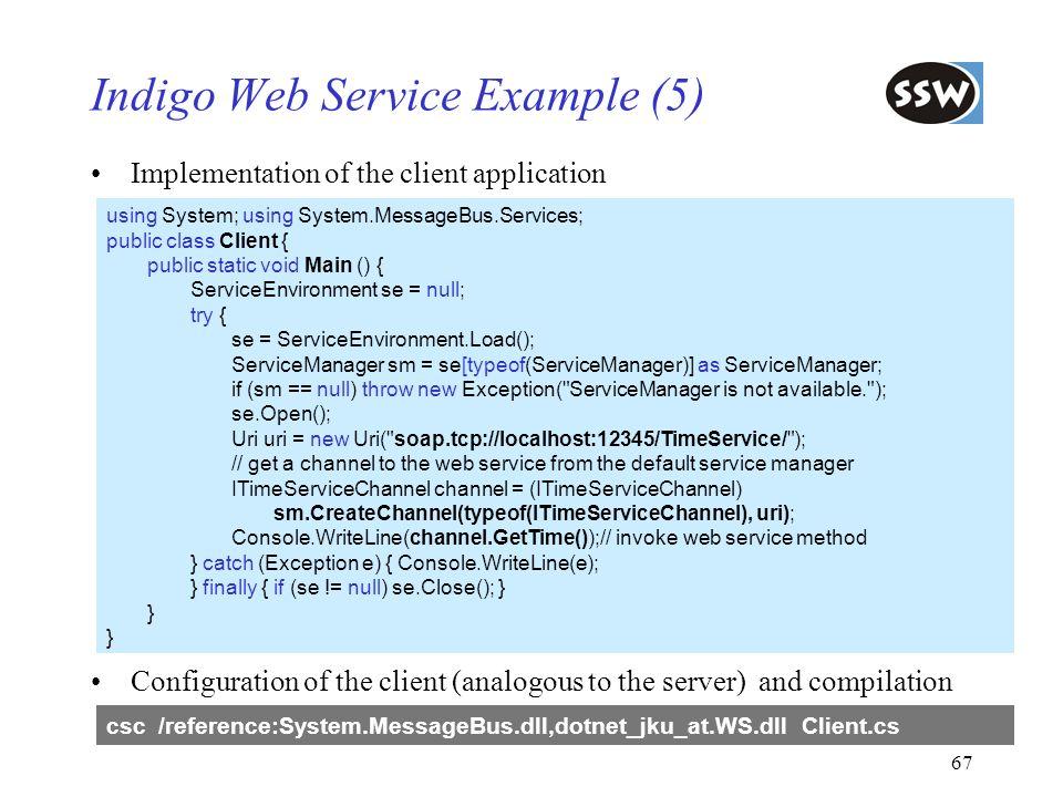 Indigo Web Service Example (5)
