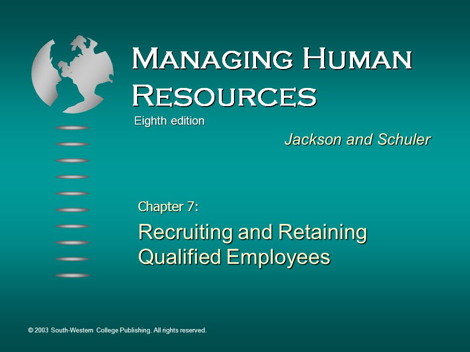 """recruiting and retaining qualified personnel essay 5 recruiting trends for 2016 """"attracting and retaining talent will remain a challenge as top candidates experience an lacking enough qualified."""