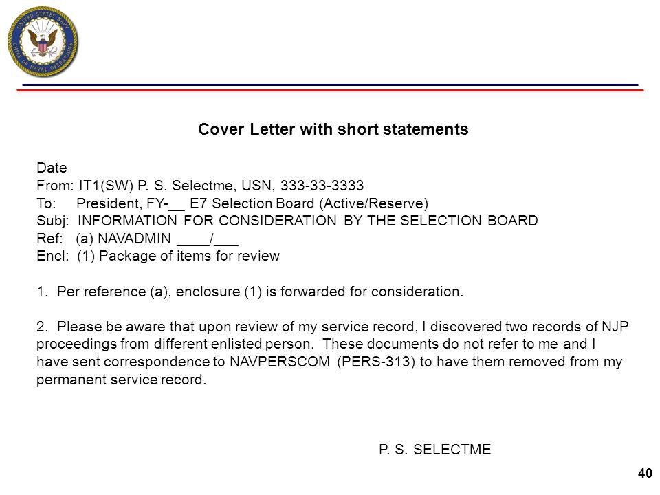 ELECTRONIC SERVICE RECORD (ESR)