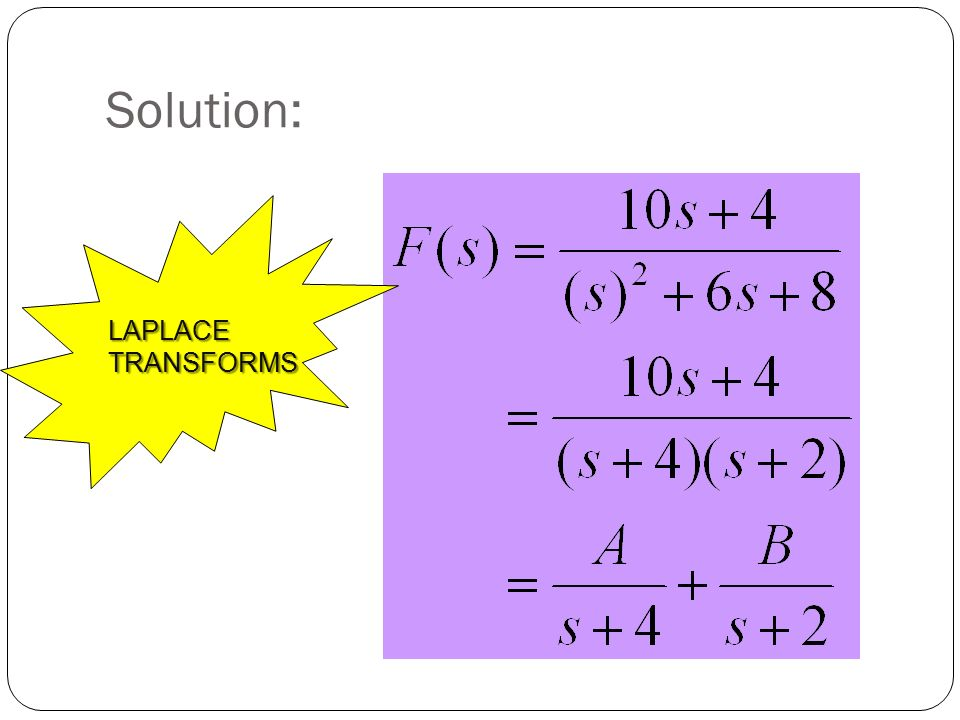 z transform relationship to laplace of a constant