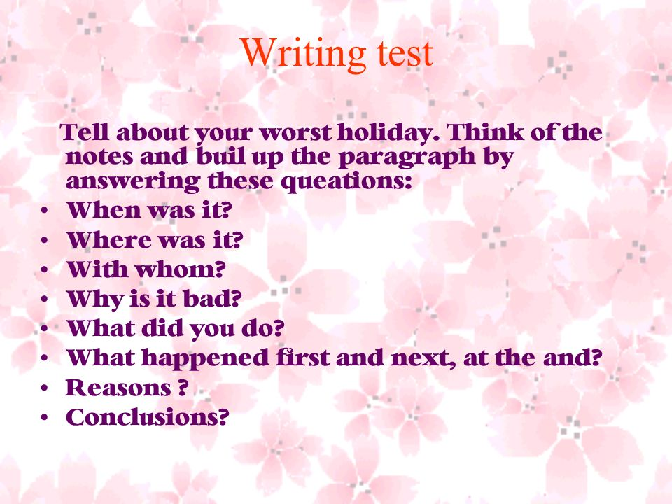 write a narrative essay on how you spend your christmas holiday Short essay on holidays article also because i get time to spend with my information submitted by visitors like you before publishing your essay on this.