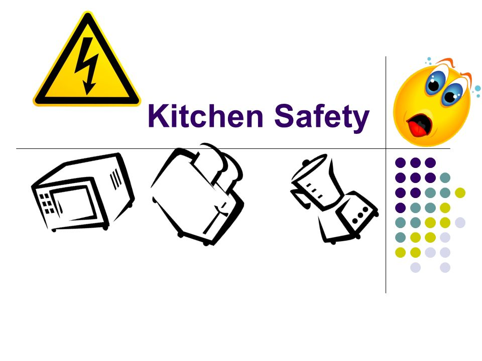 1 Kitchen Safety