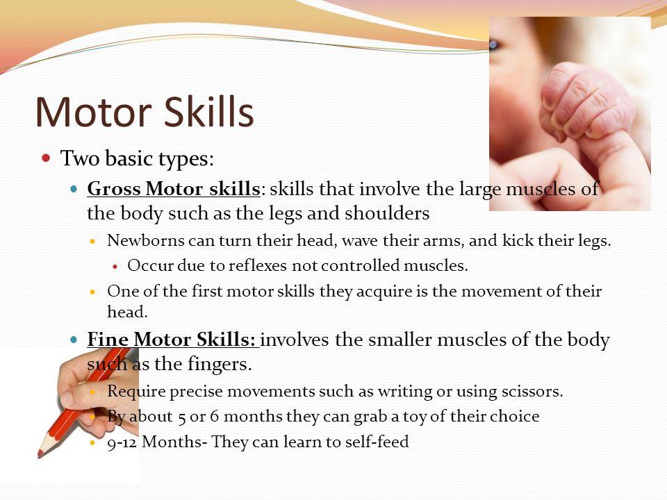 newborn motor skills
