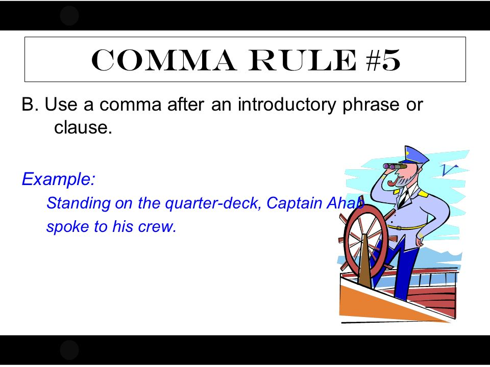 if clause rules and examples pdf