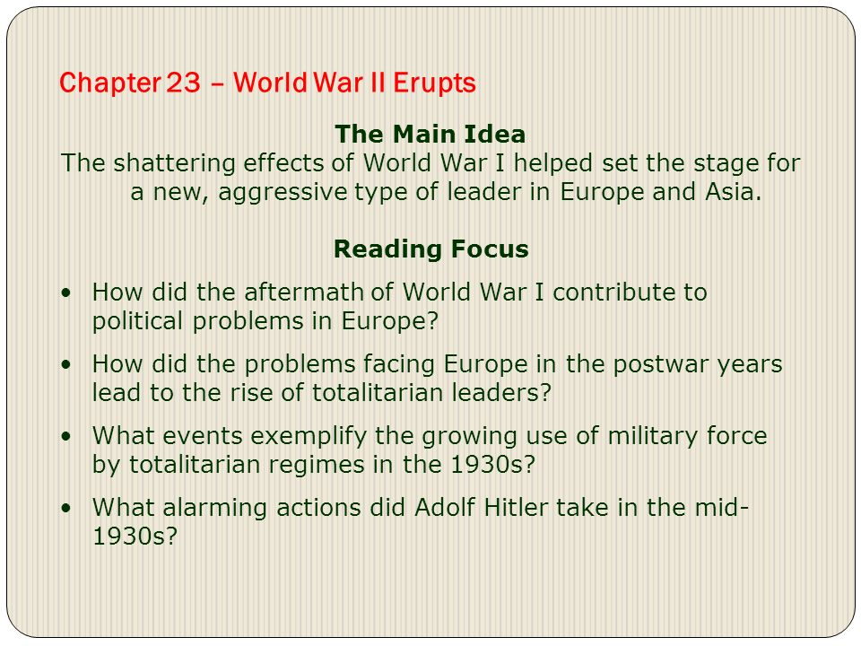 an analysis of the factors contributing to the rise of adolf hitler in germany What factors led to the rise of hitler and the nazi party in weimar germany specific examples please  germany had suffered incredibly since the.