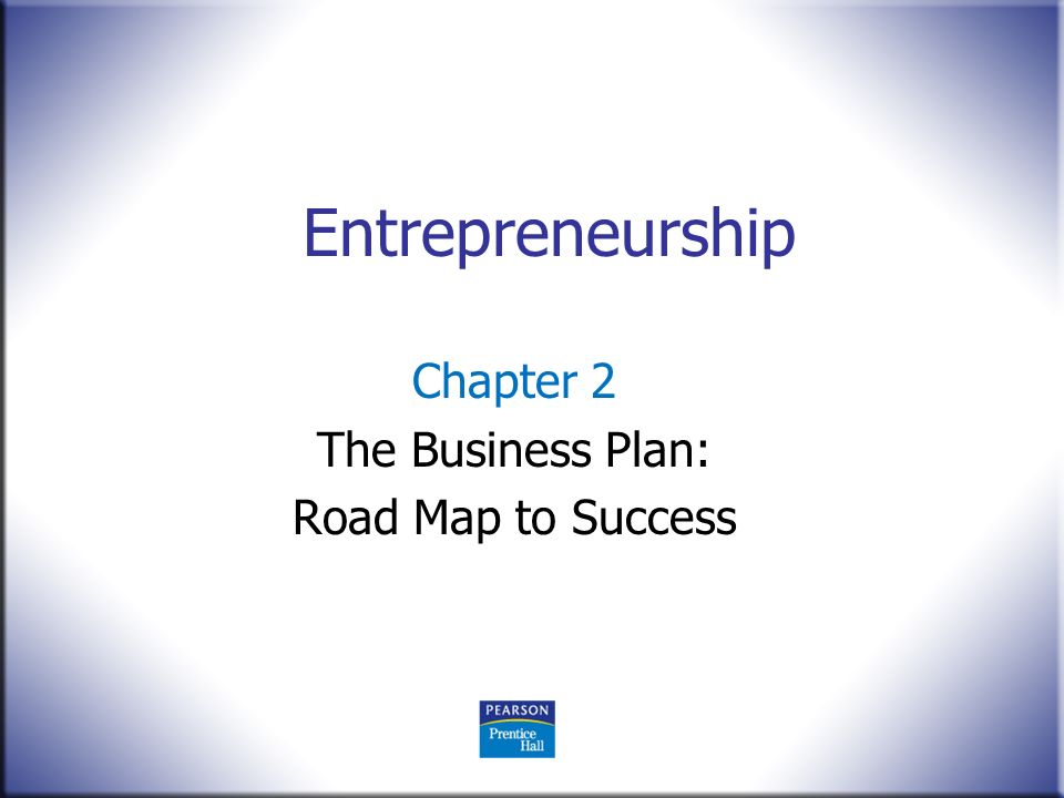 The business plan road map to success