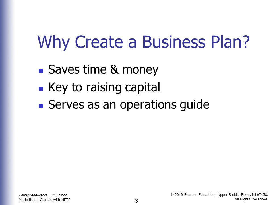Business Plans, Loans And Raising Capital ...